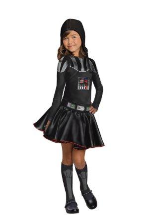 Star Wars Darth Vader Costume Dress girls