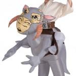 Star Wars Tauntaun Inflatable Child Costume