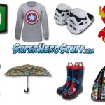 Superhero stuff holiday shopping