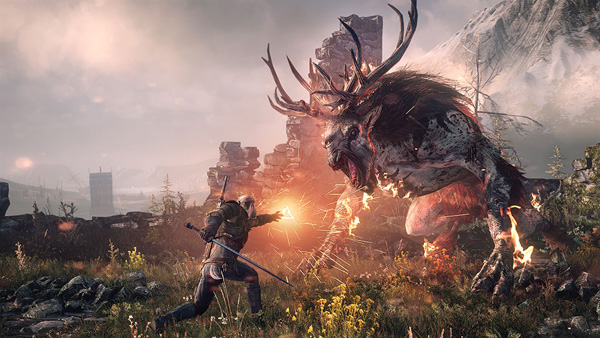 The Best Games For The Holiday Season 2015 The Witcher 3