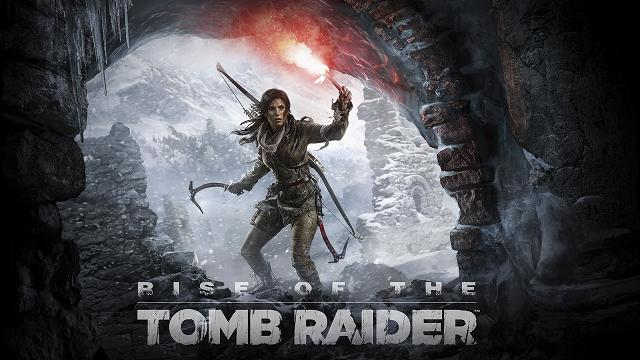 The Best Games For The Holiday Season 2015 Tomb Raider