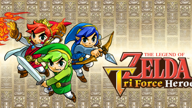 The Best Games For The Holiday Season 2015 Triforce Heroes