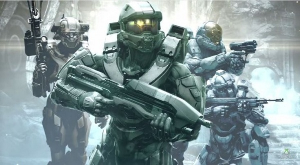 Upcoming Games for Xbox One 2015 Halo 5 1