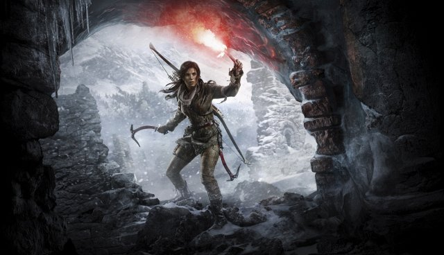 Upcoming Games for Xbox One 2015 Rise of the Tomb Raider