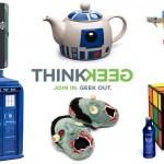 geek shopping ideas think geek