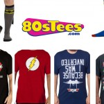 geeky funny shirts 80stees