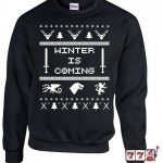 GEEKY Game of Thrones Ugly Christmas Sweater