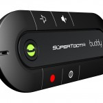 Geeky Car Accesories SuperTooth Buddy Bluetooth