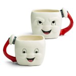Ghostbusters Stay Puft Marchmallow Face Mug