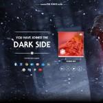Google Star Wars Website 03