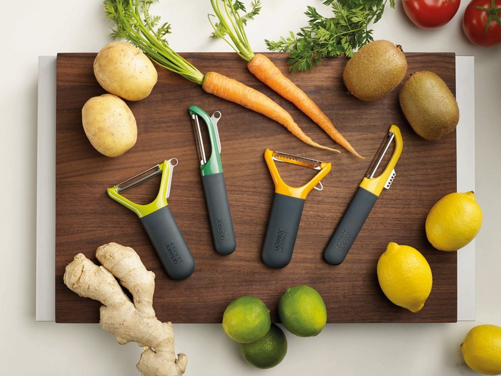 Joseph Joseph Y-Peeler with Multi-Peel