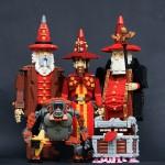 LEGO Discworld Characters 01