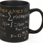 Math Mug 12 oz by Decodyne