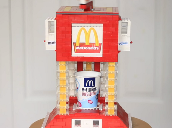 McFlurry Lego Machine