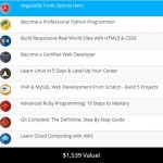 Pay What You Want – Learn to Code Bundle 2016 01