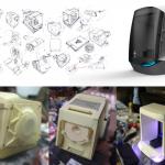 Qubea 3D Rever 3D Printer 02