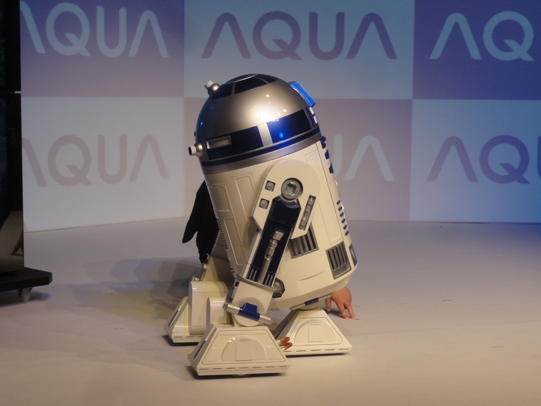 R2-D2 Fridge 3