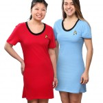Star Trek OS Ladies' Sleep Shirt pajamas