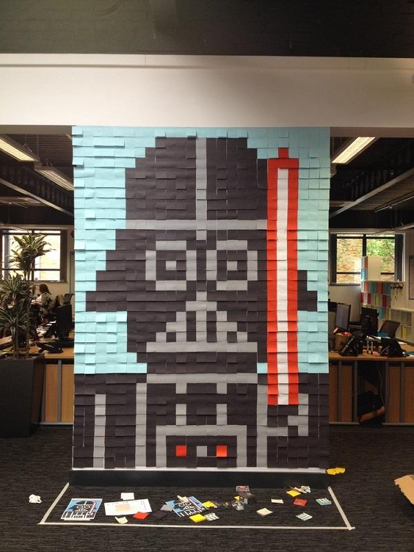 Star Wars Post It Posters 4
