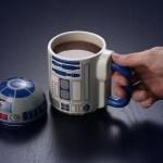 Star Wars R2-D2 20oz Lidded Mug