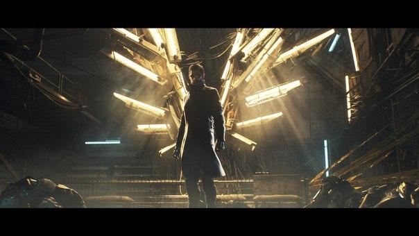 Upcoming games 2016 Deus Ex Mankind Divided