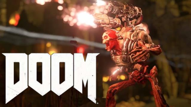 Upcoming games 2016 Doom