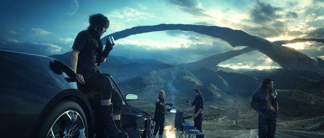 Upcoming games 2016 Final Fantasy XV