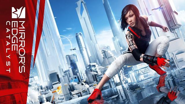Upcoming games 2016 Mirror's Edge Catalyst