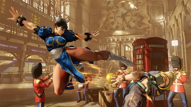 Upcoming games 2016 Street Fighter V