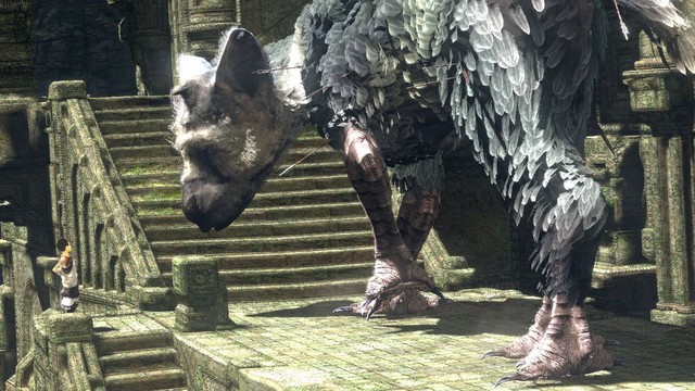 Upcoming games 2016 The Last Guardian