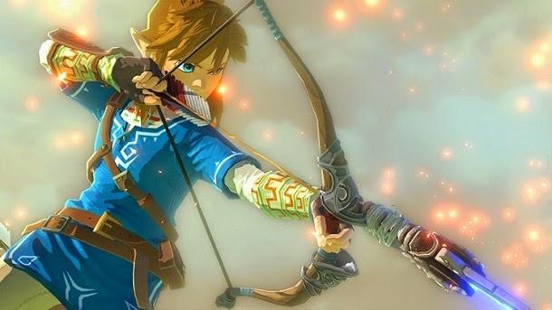 Upcoming games 2016 The Legend of Zelda Wii U
