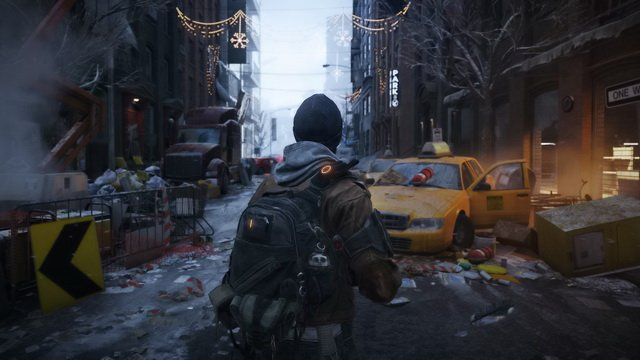 Upcoming games 2016 Tom Clancy's The Division