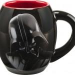 Vandor Star Wars Darth Vader 18 oz Oval Ceramic Mug