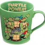 Vandor Teenage Mutant Ninja Turtles 12 oz Ceramic mug