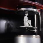 WASP Delta Top 1609 Compact 3D Printer 03