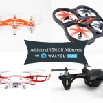 discounted drones