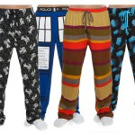 dr who pajamas for geeks