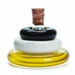kitchen gadgets Table Set – Olive Oil, Salt and Pepper
