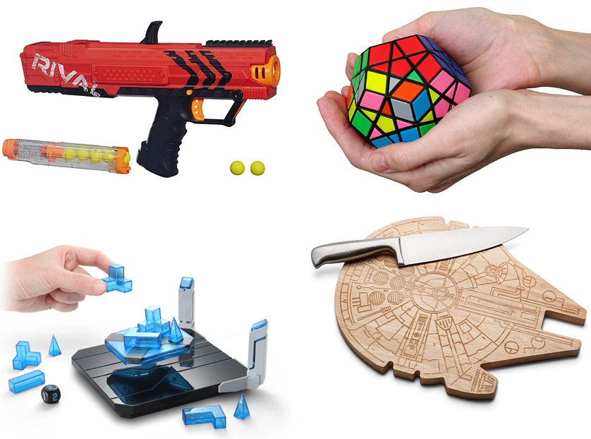 10 cool christmas gift ideas for geeks under 30 walyou negle Image collections