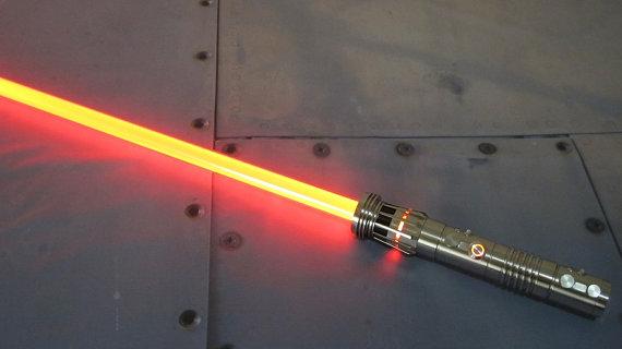 10 Led Lightsabers Star Wars 1