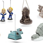 Amazing Geeky Ornaments for The Holidays