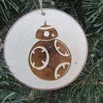 BB8 Christmas Ornament | Star Wars Ornaments