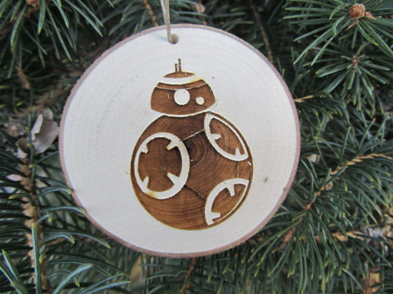 BB8 Christmas Ornament | Star Wars Ornaments