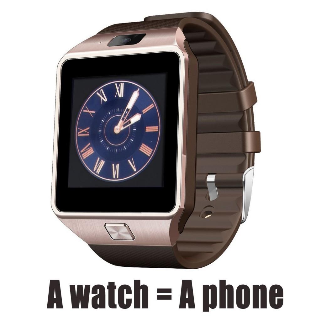 Best Smartwatches 2015 A8 Power DZ09 Gear S
