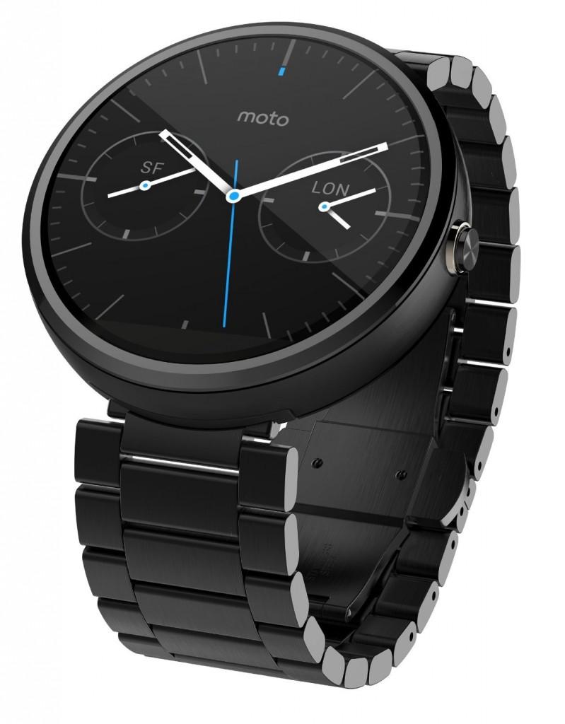 Best Smartwatches 2015 Motorola 360