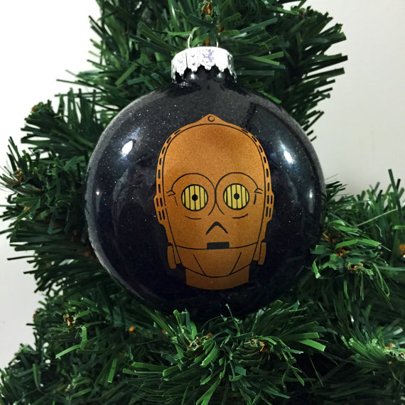 C3PO, Star Wars Ornaments,
