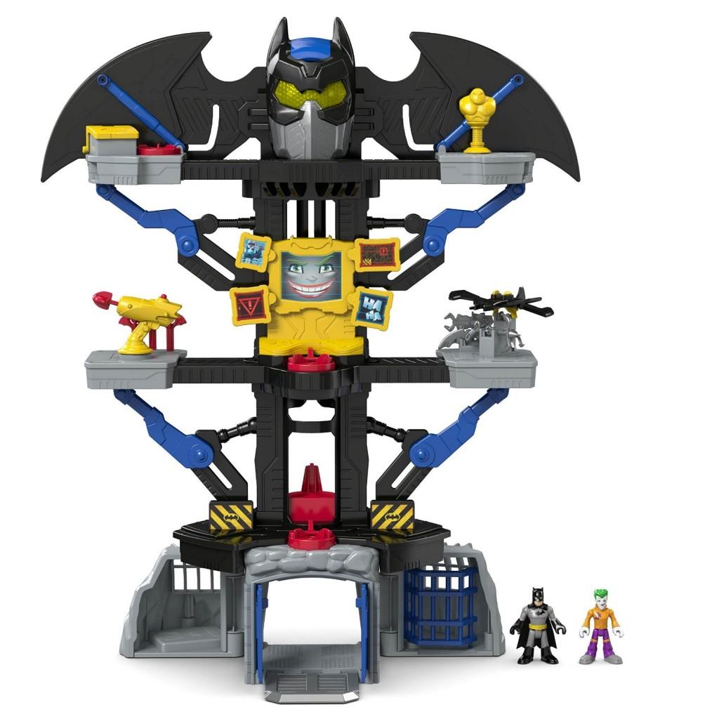 Christmas Action Figures Fisher-Prince Imaginext DC Super Friends
