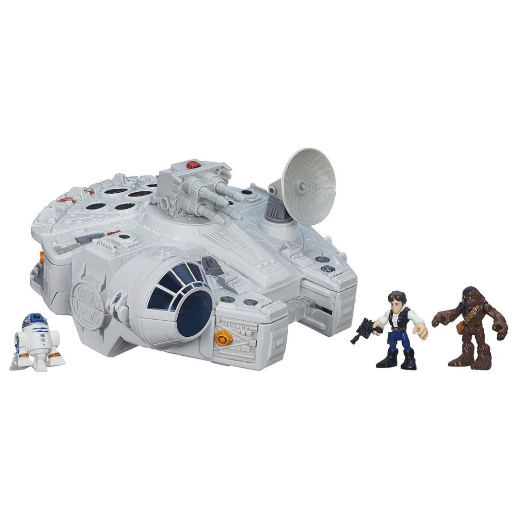 Christmas Action Figures PlaySkool Heroes Star Wars