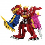 Christmas Action Figures Power Rangers Dino Charge Megazord