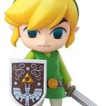 Christmas Action Figures The Legend of Zelda Wind Waker Link Nendoroid